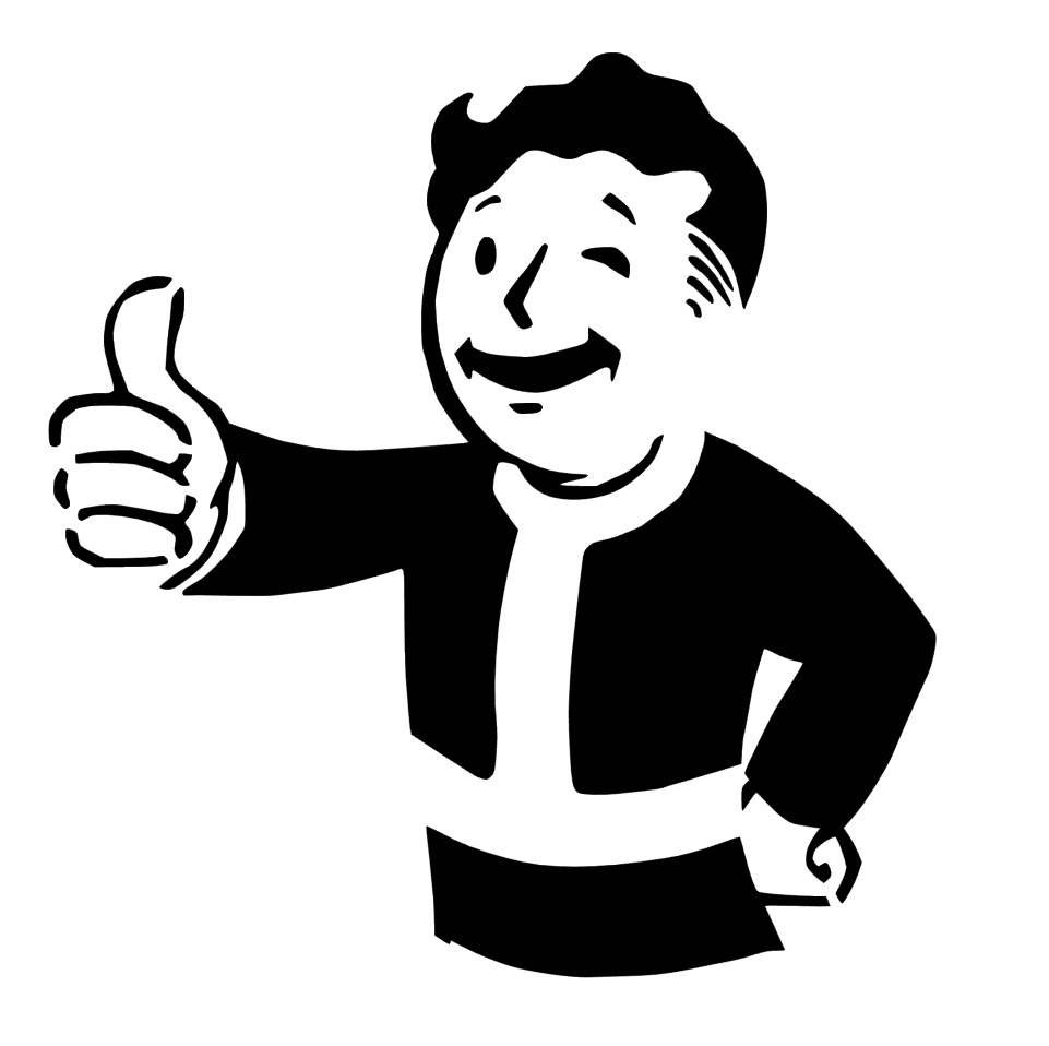 Fallout clipart #6