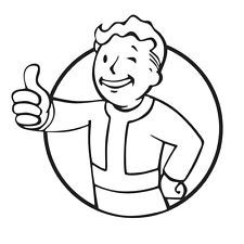 Fallout clipart #8