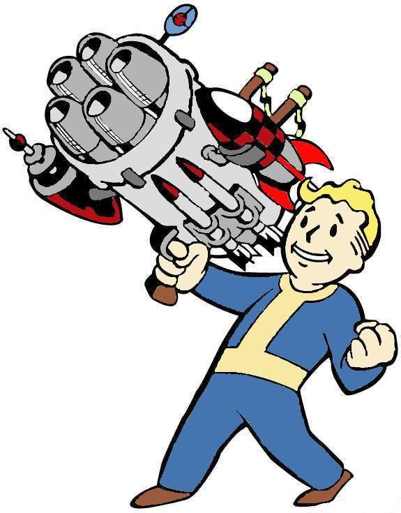 Fallout clipart big boy Jpg · Games BOY Pinterest