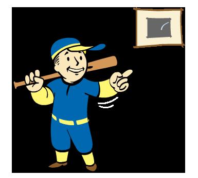 Fallout clipart big boy Leagues Leagues FANDOM Big Wikia