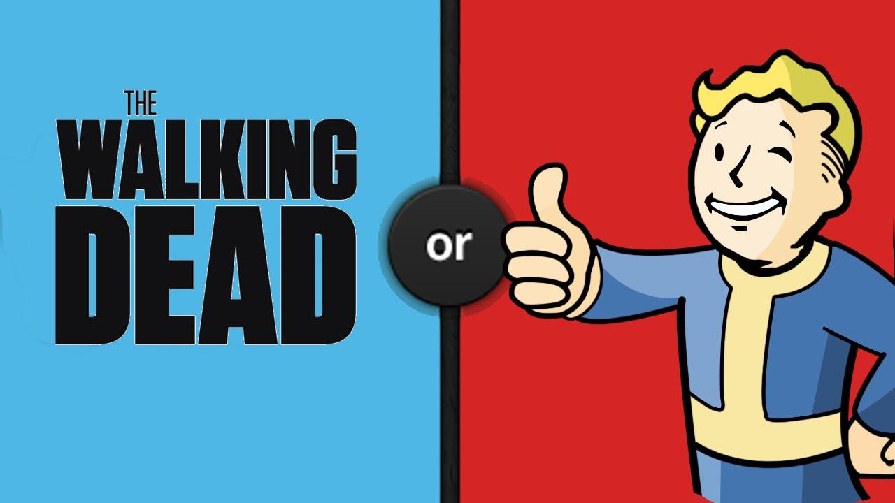 Fallout clipart dead WALKING 4 You Challenge DEAD