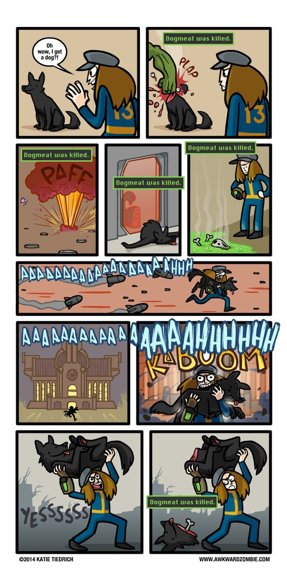 Fallout clipart dead Dads AWKWARD  ZOMBIE Pinterest