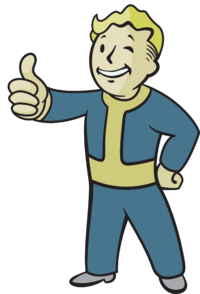 Fallout clipart fallout 1 Fallout's Minecraft Own Image Skin