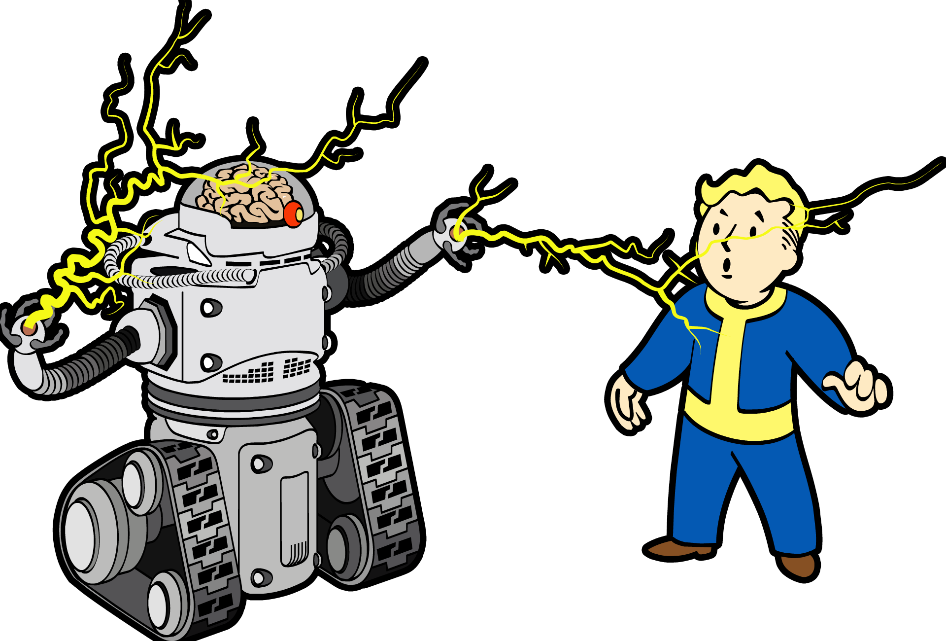 Fallout clipart fallout 1 Headhunting by Wiki Headhunting Wikia