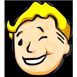 Fallout clipart fallout 1 DeviantArt 1 2 icon Fallout
