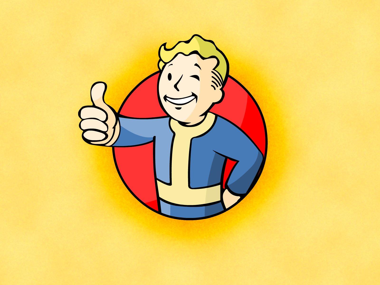 Fallout clipart pib Boy boy Fallout vault BBCpersian7
