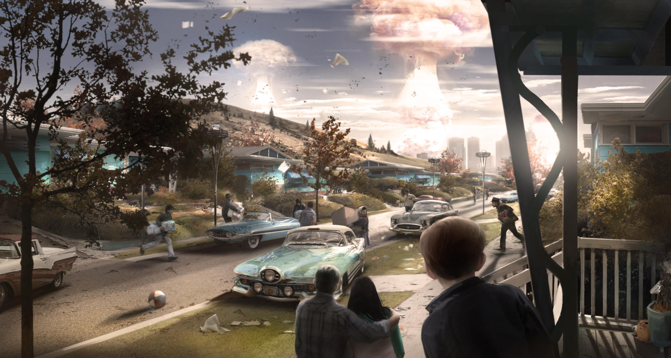Fallout clipart pib (PC/PS4/XB1) Fallout 4