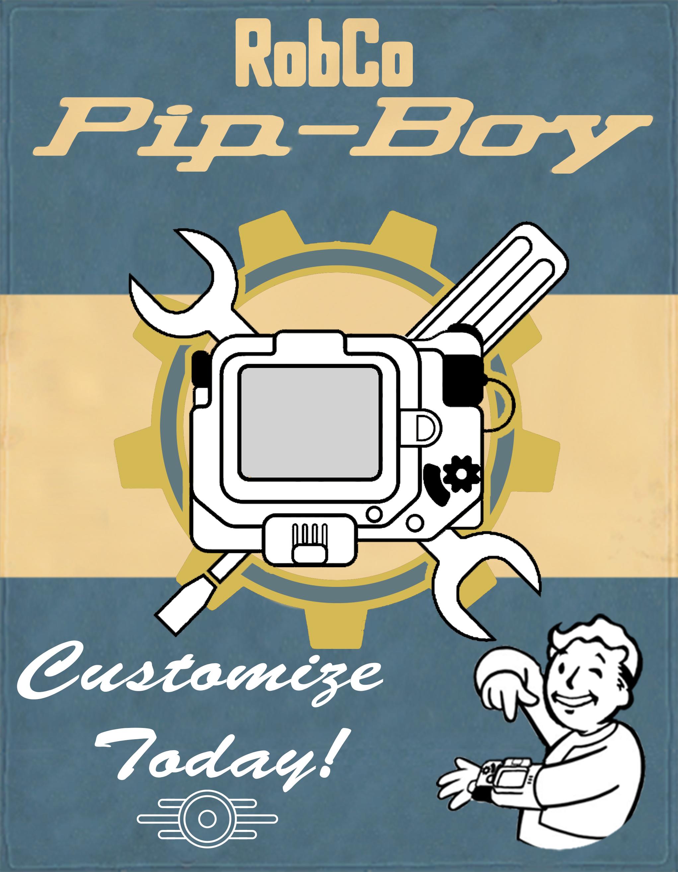 Fallout clipart pib 4 Pip Fallout Framework community