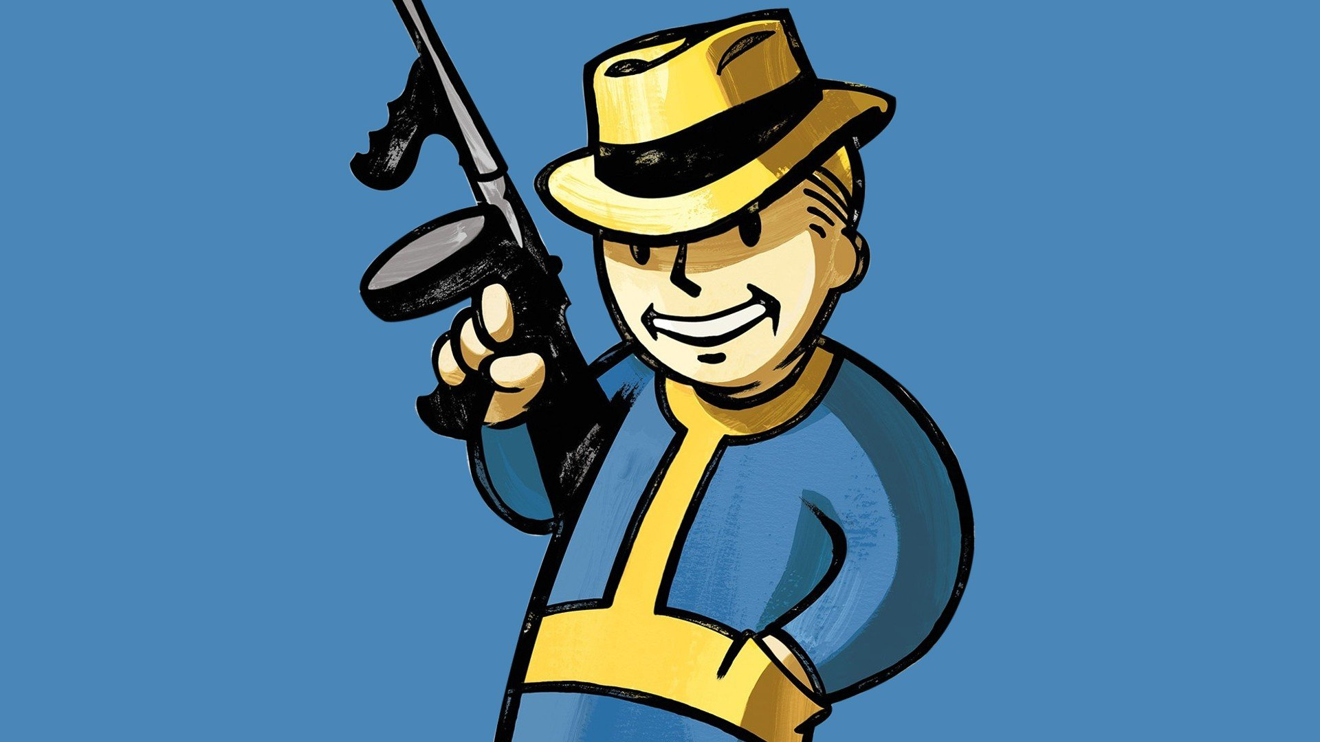 Fallout clipart pitboy Fallout games Bethesda games