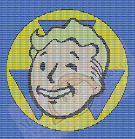 Radiation clipart fallout Boy Free Graphghan Fallout Inspired