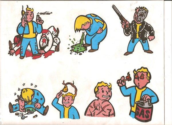 Fallout clipart pitboy Boy Flash by Pip 2