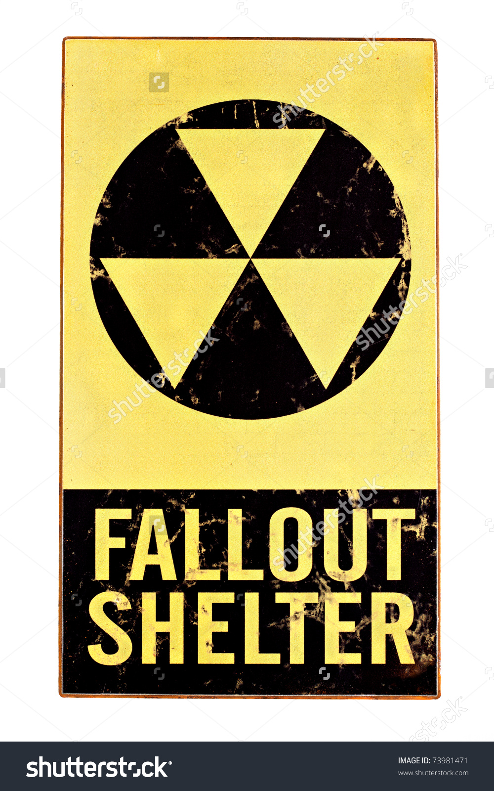 Radiation clipart fallout  nuclear white isolated fallout