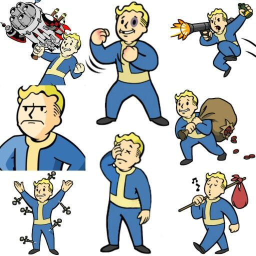 Fallout clipart sad Elder best images Fallout on