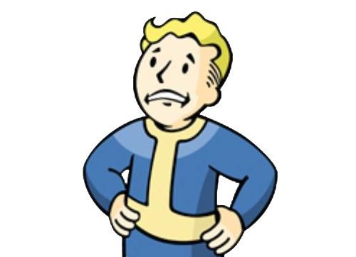 Fallout clipart sad  Sorry wikia com/wiki/American_annexation_of_Canada man