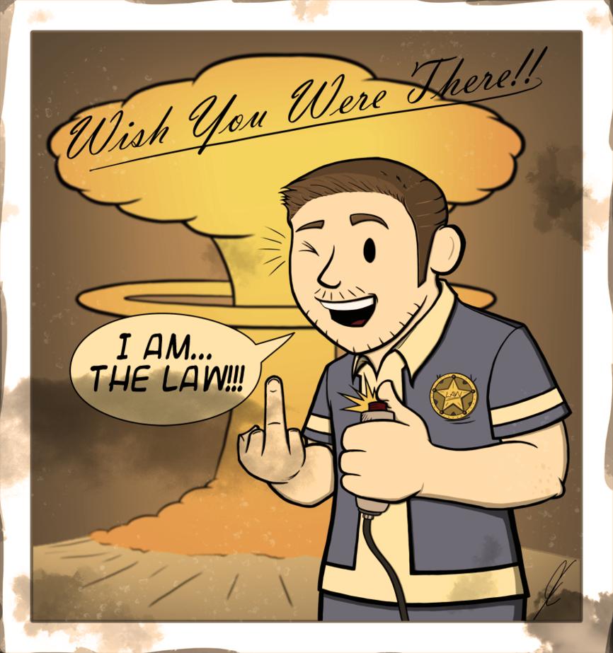 Fallout clipart vault tec On Vault JasonDC LAAAAAWWW Boy