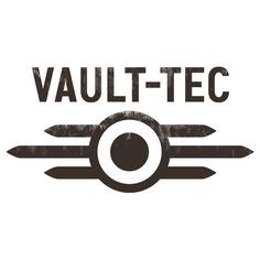 Fallout clipart vault tec Fallout Laptop Tec Stickers by