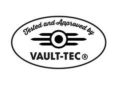 Fallout clipart vault tec Vault Fallout 1 Laptop 2