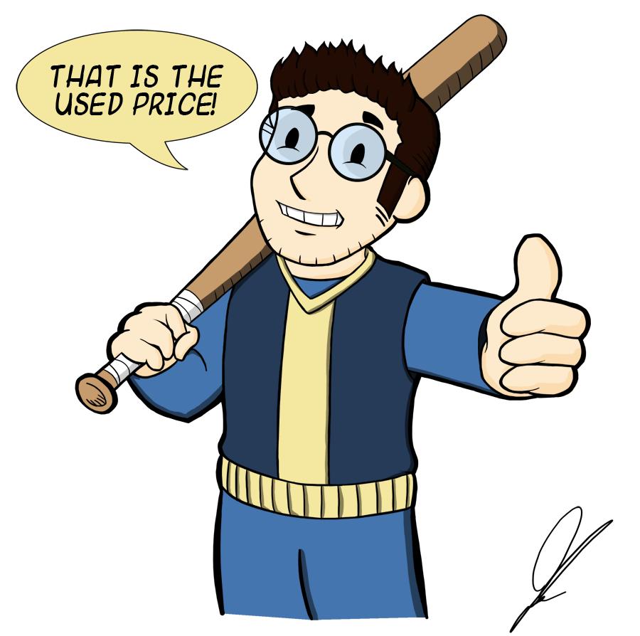 Fallout clipart vault tec Serv  Customer Boy Tec