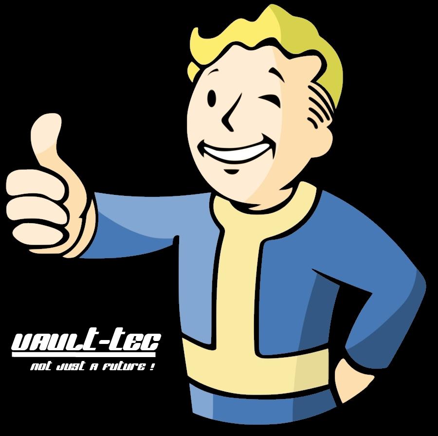 Fallout clipart vault tec Vault Fallout3 Boy Tec and