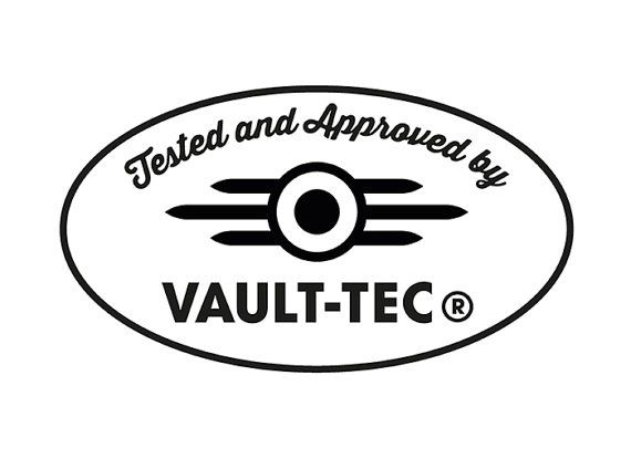Fallout clipart vault tec Best tattoo Fallout Laptop