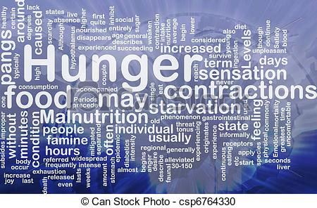 Famine clipart malnutrition Concept background Illustration csp6764330