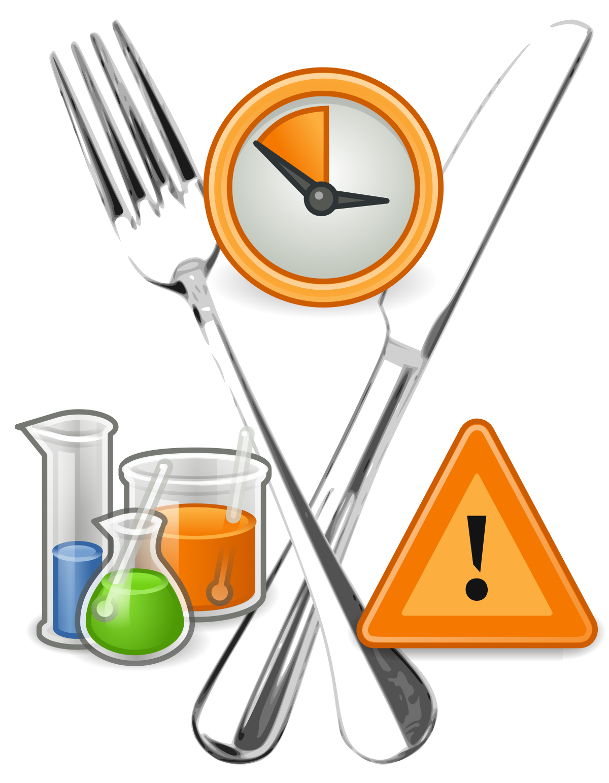 Decay clipart contaminated food  Food microbiology Wikipedia