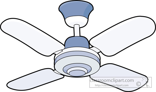 Ceiling clipart black and white Fan clipart free clipart Fan