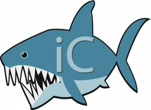 Sharkwhale clipart sharp tooth #11