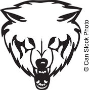 Wolf clipart fang Clipart Clipart animal of collection