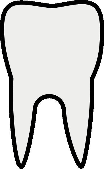Teeth clipart single tooth Tooth Molar Art Clip Clipart
