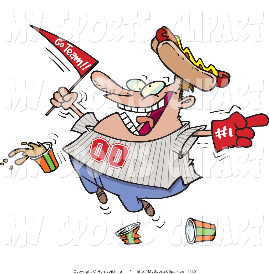 Baseball clipart food #7