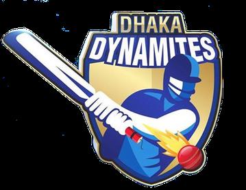 Fans clipart cricket team Dynamites Dhaka Wikipedia