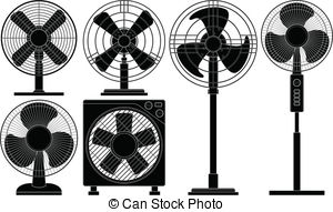 Fans clipart electri Colors Electric of fans