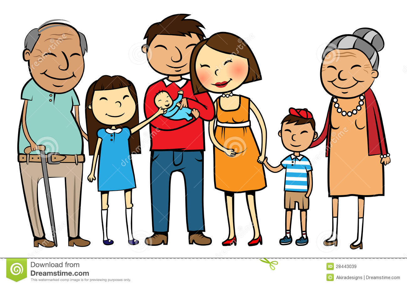 Indian clipart family member Clipartner Clip Family Savoronmorehead Clipart