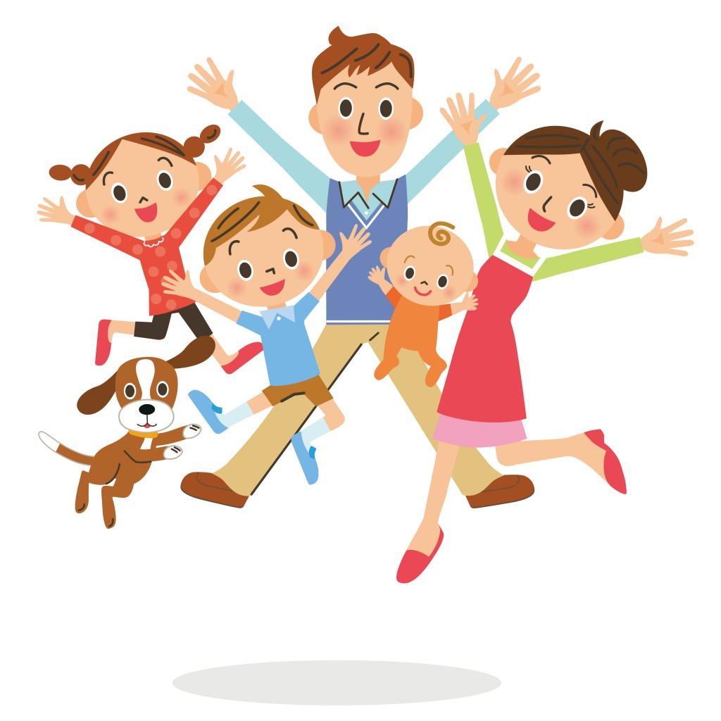 Fans clipart family sport Of cultures Espanol the In