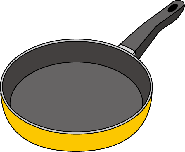 Ham clipart pan Free Clipart Images Clipart frying%20clipart