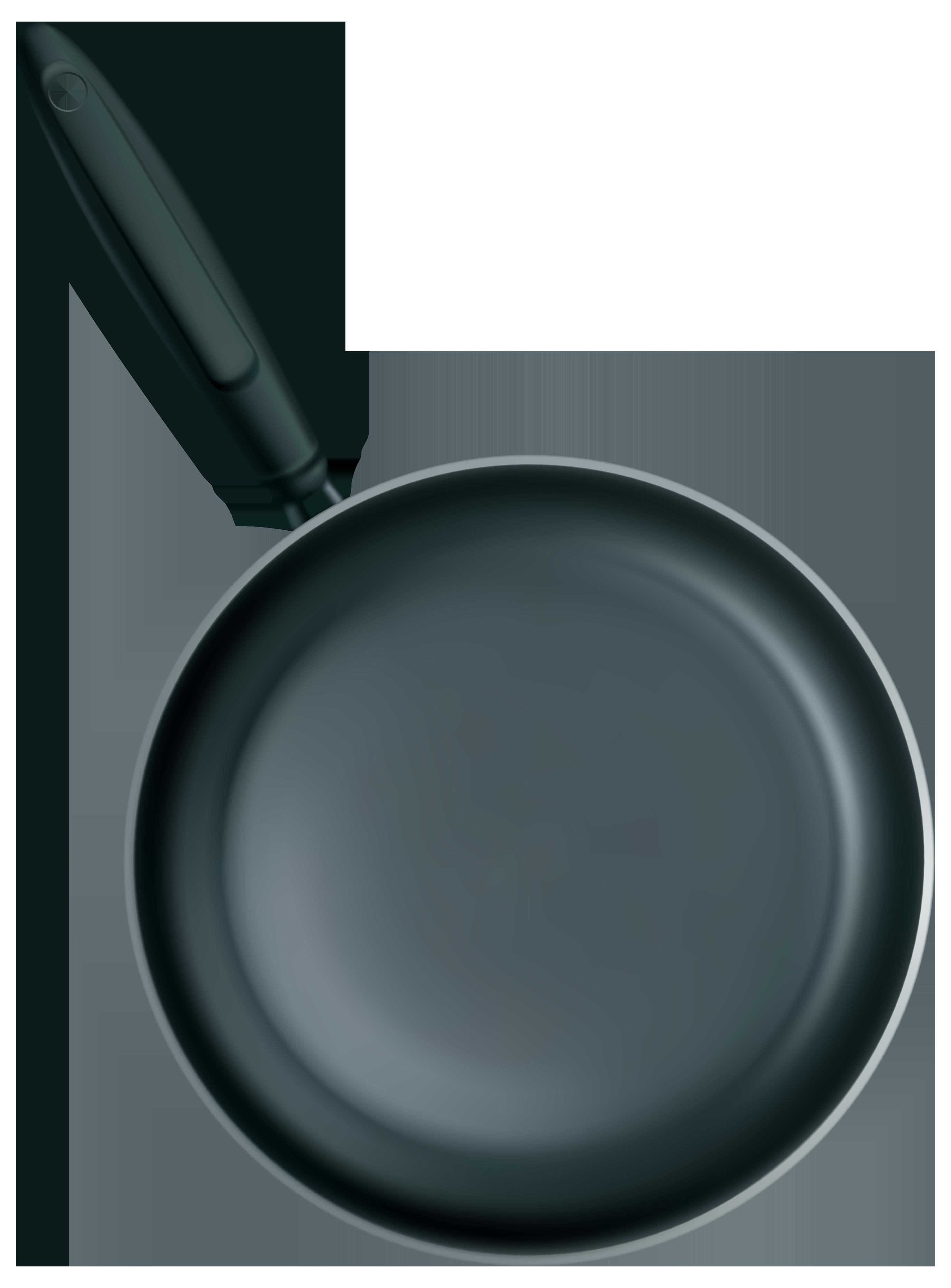 Fans clipart frying PNG Pan Best Clipart Black