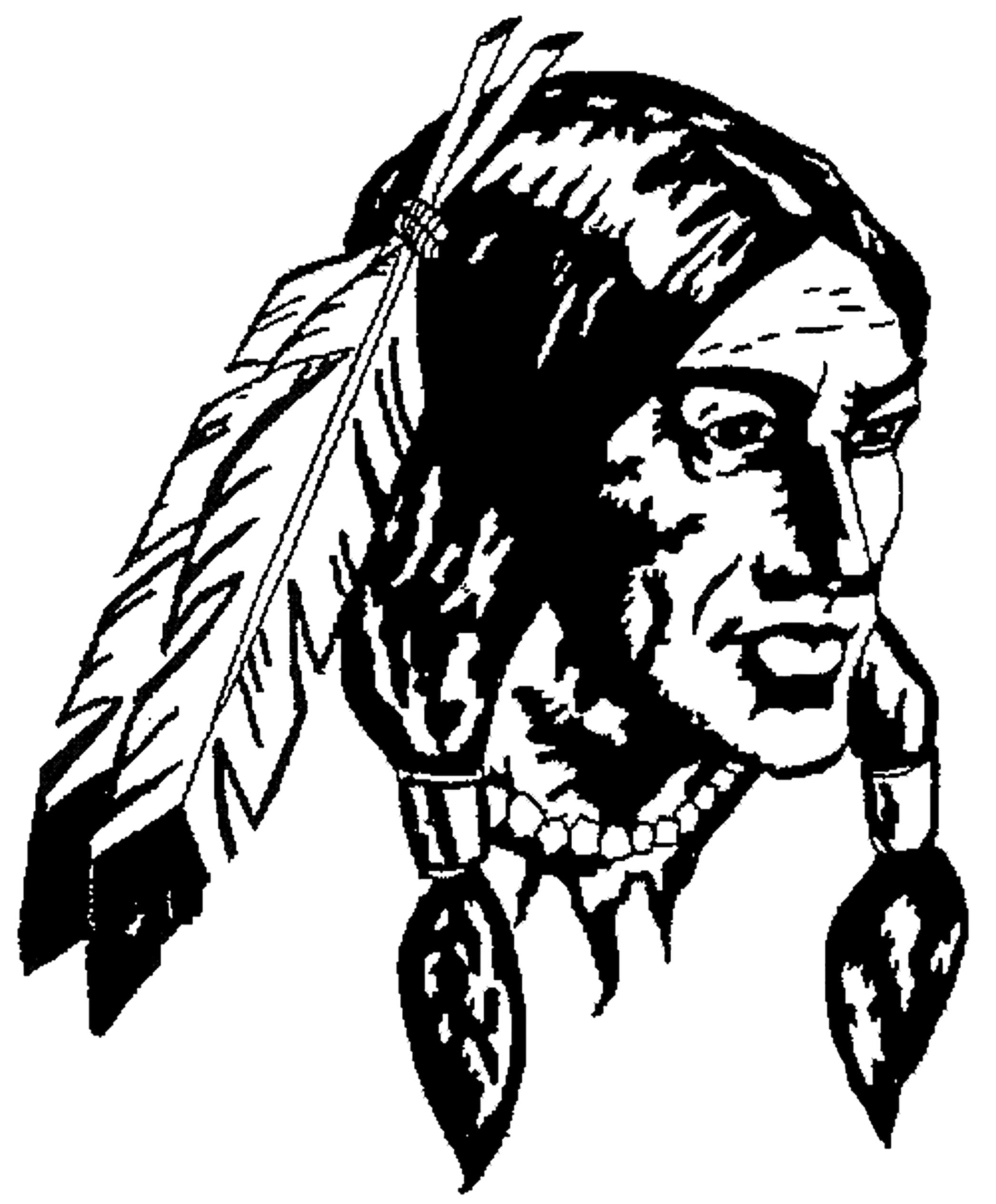 Headdress clipart cowboy indian Clipart clip #10 64 art