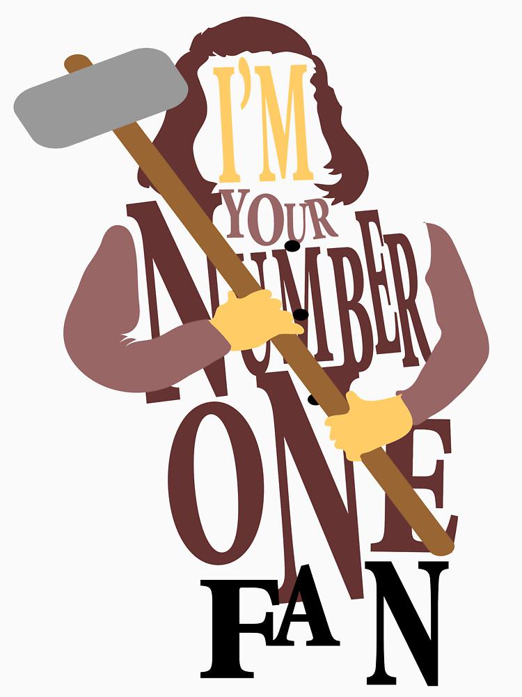 Fans clipart number one T fan! Shirts fan!