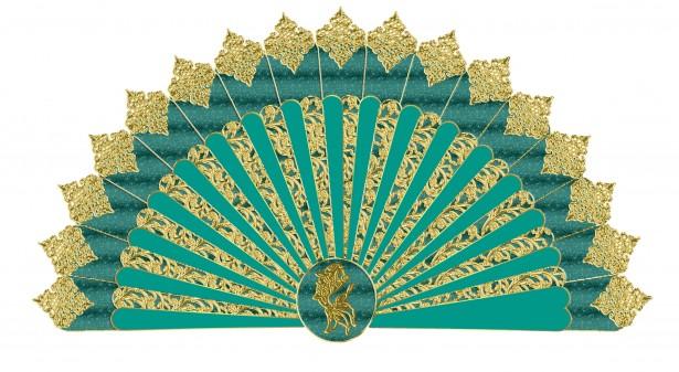 Fans clipart oriental Clipart Domain Fan  Oriental