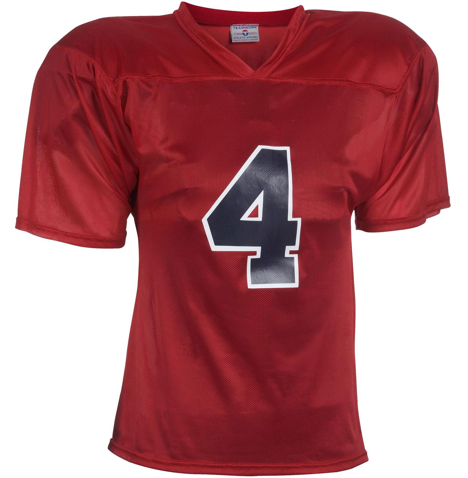 Uniform clipart football uniform #8