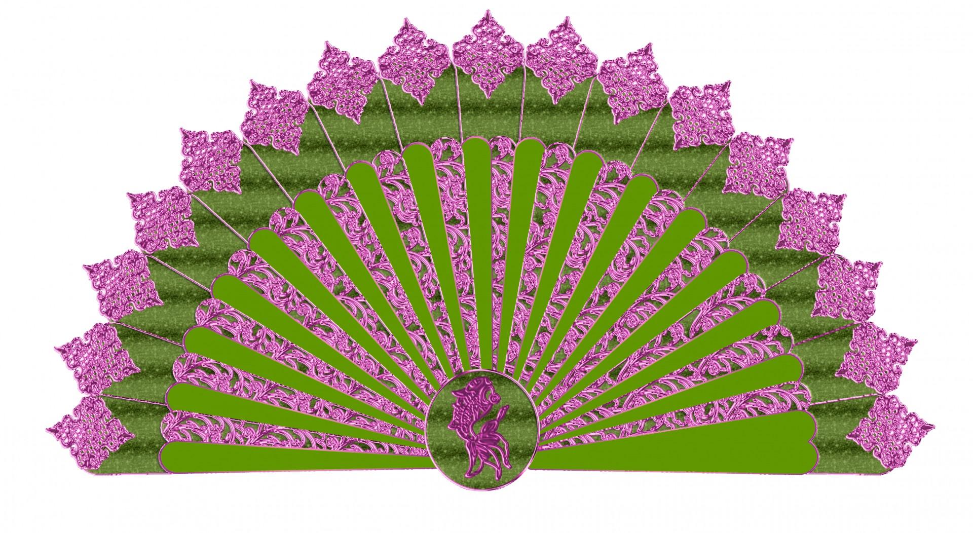 Fans clipart violet Public Fan Photo Clipart Clipart