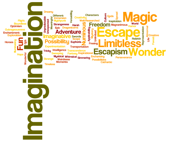 Fantasy clipart fantasy genre Four: Fantasy Blog of Fantasy