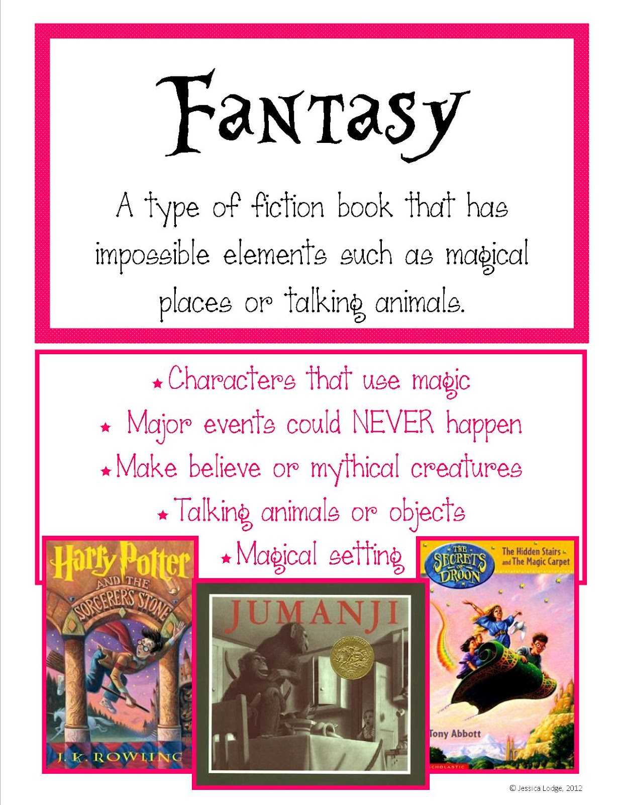 Fantasy clipart fantasy genre And and colorful bright the