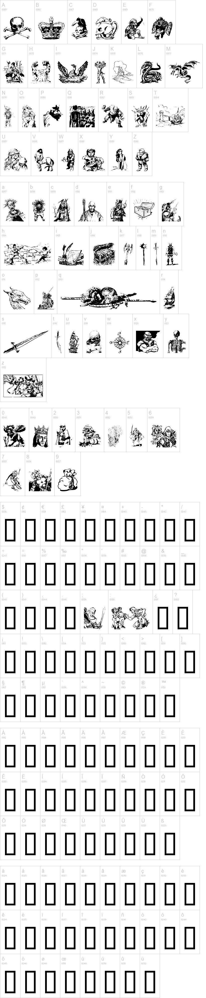 Fantasy clipart font Font Fantasy dafont Fantasy Clipart