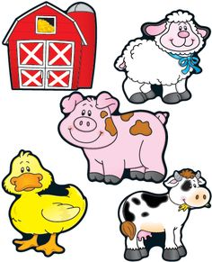 Farm Animals clipart Free%20clip%20art%20farm%20animals Farm Images Animals Clipart