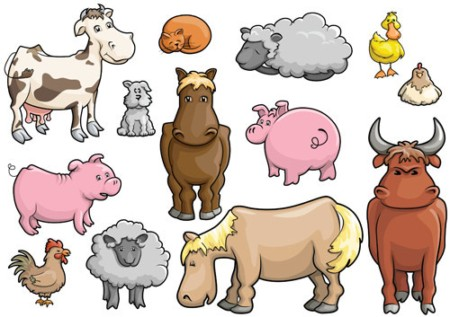Moving clipart farm animal Clipart animals Cliparting 2 clip