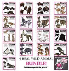 Bonobo clipart real animal  $$$$ Away Pixels Animal