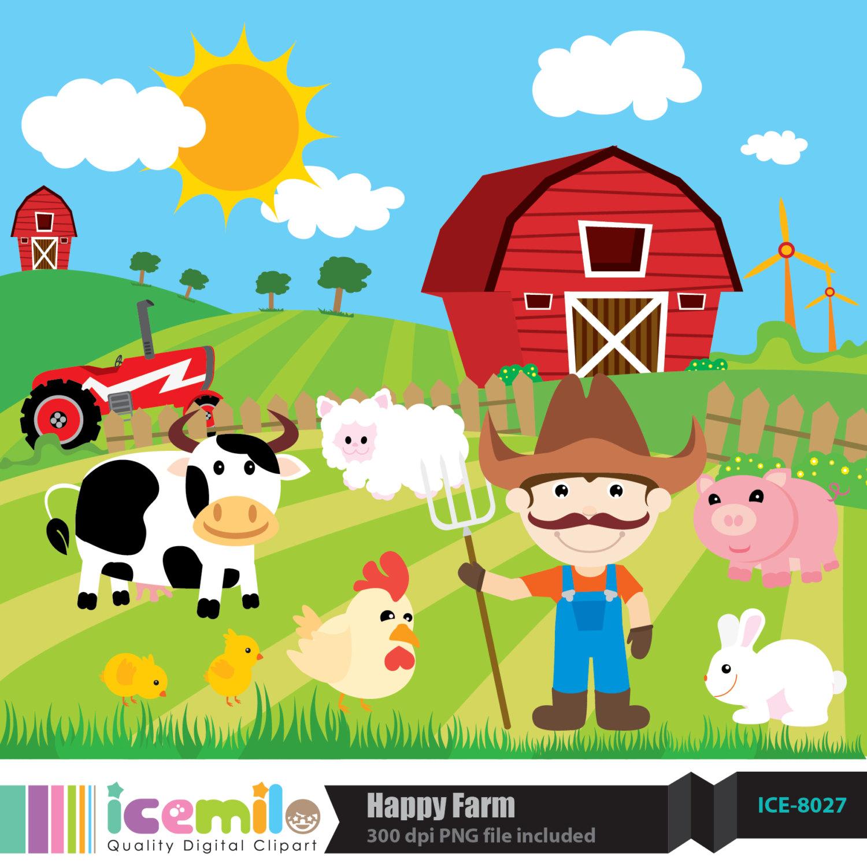 Peach clipart single fruit Panda Clipart Farm Art Images
