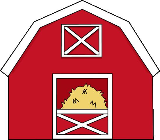 Farm clipart Barn Clip Hay Images Farm
